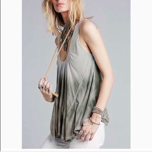 Free People Sebastian Tunic